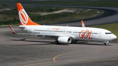 PR-GIE - Boeing 737-8BK - GOL Linhas Aéreas