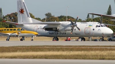 UR-46838 - Antonov An-24RV - Med Air