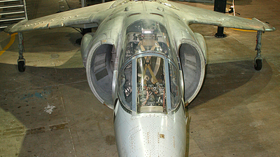 XP980 - Hawker P.1127 - Fleet Air Arms Museum