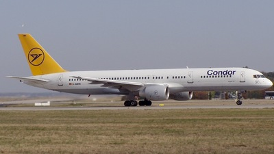 D-ABNR - Boeing 757-230 - Condor