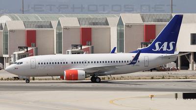LN-RRA - Boeing 737-783 - SAS Norge