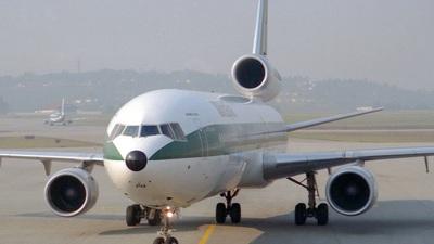 I-DUPU - McDonnell Douglas MD-11C - Alitalia