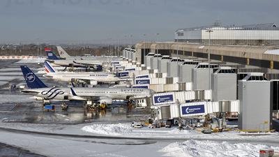 EGCC - Airport - Ramp
