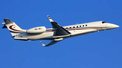 HB-JEL - Embraer ERJ-135BJ Legacy - Comlux Aviation