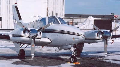 C-GDAL - Beechcraft 58P Baron - Private