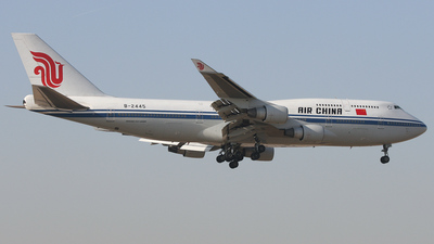 B-2445 - Boeing 747-4J6 - Air China