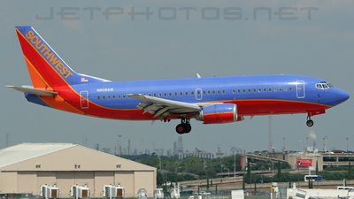 N608SW - Boeing 737-3H4 - Southwest Airlines