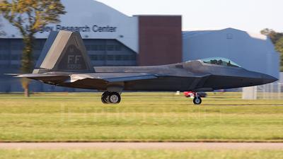 03-4050 - Lockheed Martin F-22A Raptor - United States - US Air Force (USAF)