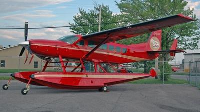 A picture of CGUAY - Cessna 208 Caravan I - [20800255] - © Robert St-Pierre