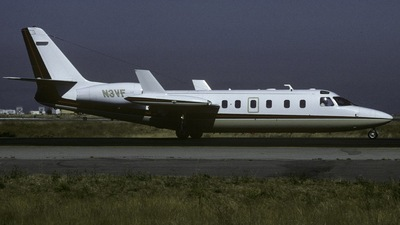 N3VF - IAI 1124 Westwind - Private