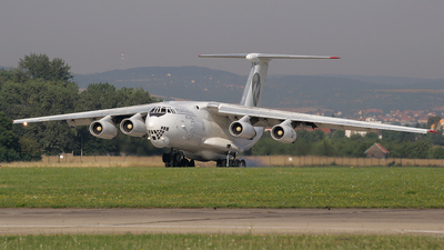 UR-BXR - Ilyushin IL-76TD - Maximus Air Cargo (Ukraine Air Alliance)