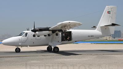 DU-SD3 - De Havilland Canada DHC-6-300 Twin Otter - Private