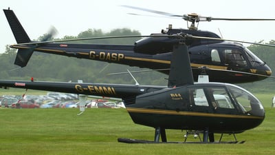 A picture of GOASP - Airbus Helicopters AS355 Ecureuil -  - © Paul Stevenson
