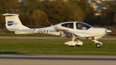 F-GUVV - Diamond DA-40D Diamond Star TDI - Cannes Aviation