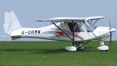 G-ORMW - Ikarus C-42 - Private