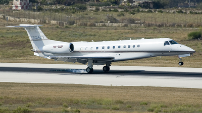VP-CUP - Embraer ERJ-135BJ Legacy - Private