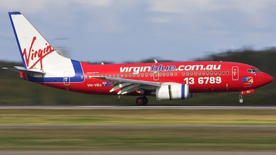 VH-VBJ - Boeing 737-7Q8 - Virgin Blue Airlines