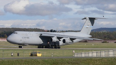67-0169 - Lockheed C-5A Galaxy - United States - US Air Force (USAF)