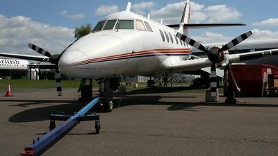 G-BBYM - Handley Page Jetstream HP 137 - BAe Systems