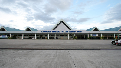 WMKD - Airport - Terminal