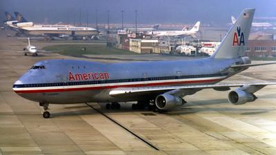 N9670 - Boeing 747-123 - American Airlines