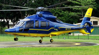 9M-SAS - Eurocopter EC 155B1 - Private