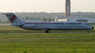 N969AX - McDonnell Douglas DC-9-41 - Airborne Express