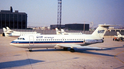 N392BA - British Aircraft Corporation BAC 1-11 Series 416EK - Britt Airways