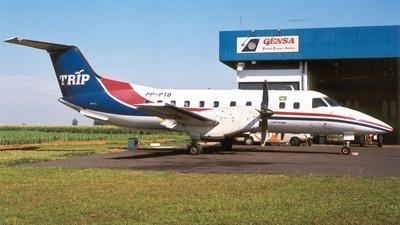 PP-PTB - Embraer EMB-120ER Brasília - TRIP Linhas Aéreas