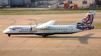 G-BXTN - ATR 72-202 - British Airways (CityFlyer Express)