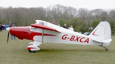 G-BXCA - Hapi Cygnet SF2A - Private