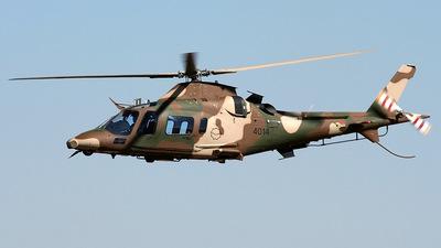 4014 - Agusta A109LUH - South Africa - Air Force