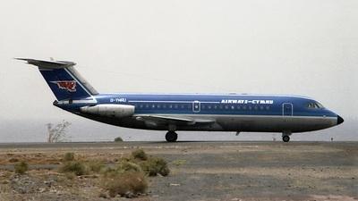 G-YMRU - British Aircraft Corporation BAC 1-11 Series 304AX - Airways International Cymru