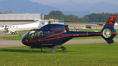 D-HOER - Eurocopter EC 120B Colibri - Private