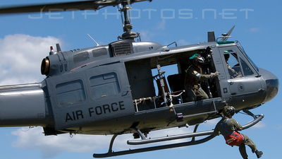 NZ3814 - Bell UH-1H Iroquois - New Zealand - Royal New Zealand Air Force (RNZAF)