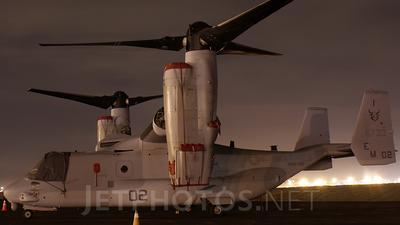 166733 - Boeing MV-22B Osprey - United States - US Marine Corps (USMC)