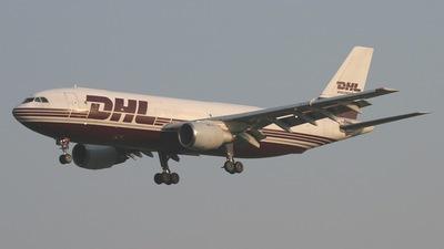 OO-DLI - Airbus A300B4-203(F) - DHL (European Air Transport)