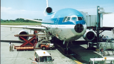 ph-dtb - McDonnell Douglas DC-10-30 - KLM Royal Dutch Airlines