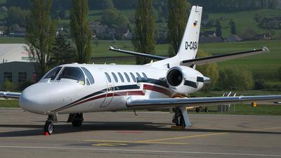 D-CASA - Cessna 560 Citation Encore - Private