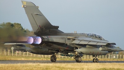 ZD744 - Panavia Tornado GR.4 - United Kingdom - Royal Air Force (RAF)