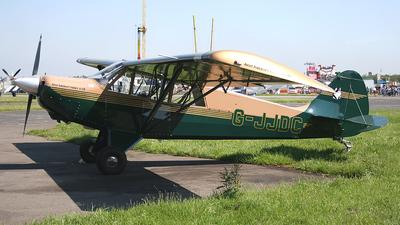 G-JJDC - Aviat A-1B Husky - Private