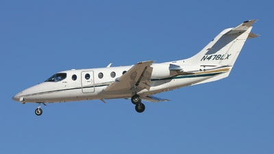 A picture of N478LX - Hawker Beechcraft 400XP - Flight options - © Kevin Murphy