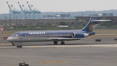 N904ME - Boeing 717-2BL - Midwest Airlines