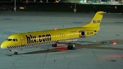 D-AGPN - Fokker 100 - Hapag-Lloyd Express