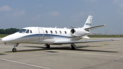 N560DE - Cessna 560XL Citation Excel - Flying Partners