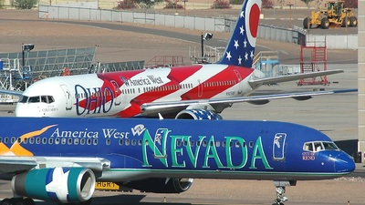 N915AW - Boeing 757-225 - America West Airlines