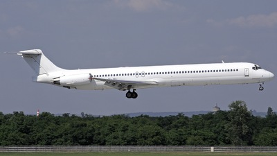TF-JXA - McDonnell Douglas MD-82 - Sterling Airlines (JetX)