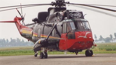 RS-05 - Westland Sea King Mk.48 - Belgium - Air Force