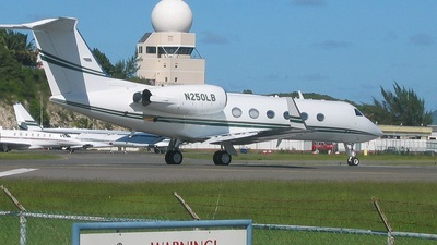 N250LB - Gulfstream G-IV(SP) - Private