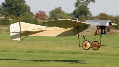 G-AANI - Blackburn Type D Monoplane - Private